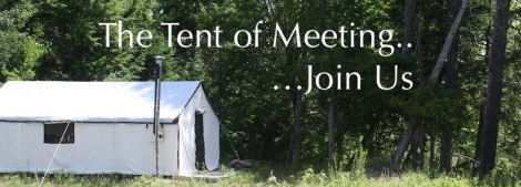Tent of Meeting join